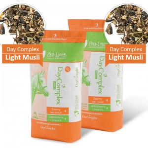Pro-Linen®  Day Complex Light Musli 15 kg x 2
